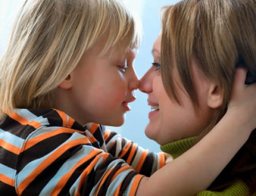 Embrace 'Good Enough Mothering'