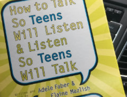 Getting Teens to Listen